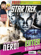 Star Trek Comic issue 2 cover