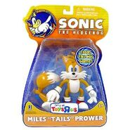 Toy Island Jazwares Tails