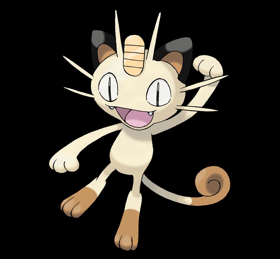 Que personaje de anime/caricatura sería el de arriba? Meowth