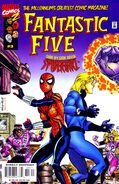 Fantastic Five Vol 1 3