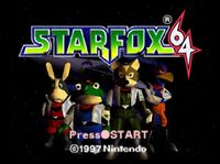 StarFox64Intro