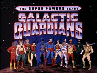GALACTIC GUARDIANS (1985)