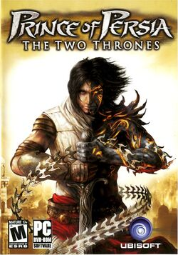 Prince of persia two thrones 01