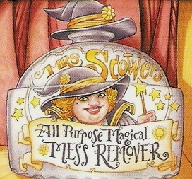 Mrs Scower&#39;s All Purpose Magical Mess Remover