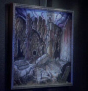 Bajoran painting, Captive Pursuit