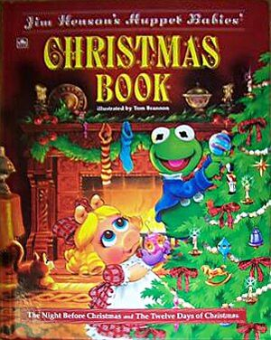 Book.muppetbabiesxmasbook
