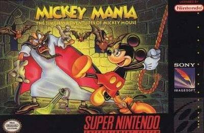 MickeyMania