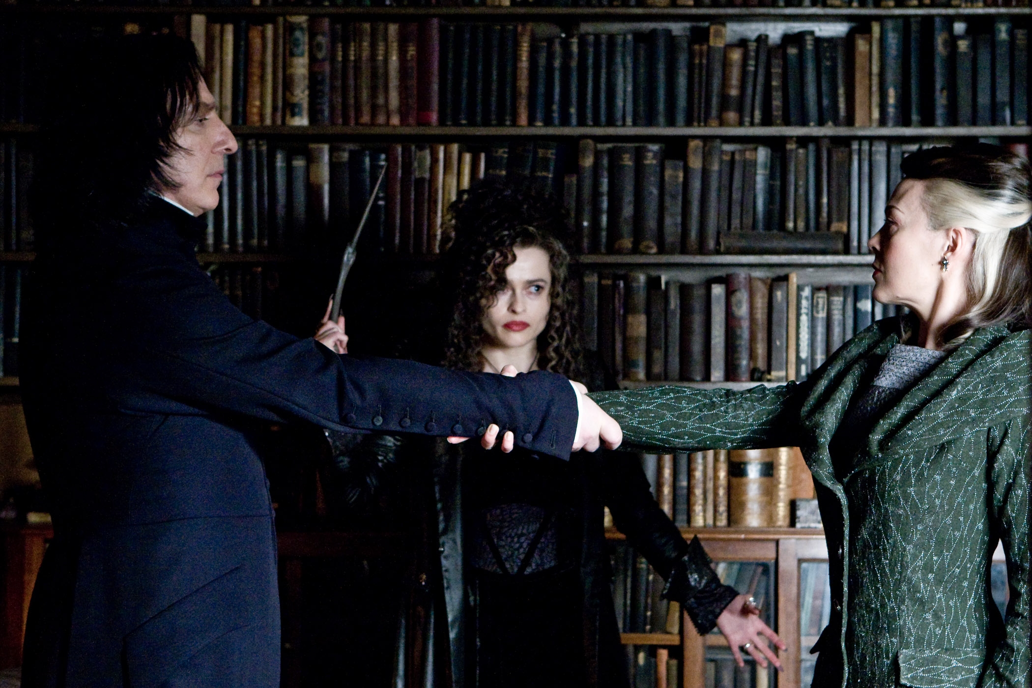 Severus Rogue - Wiki Harry Potter