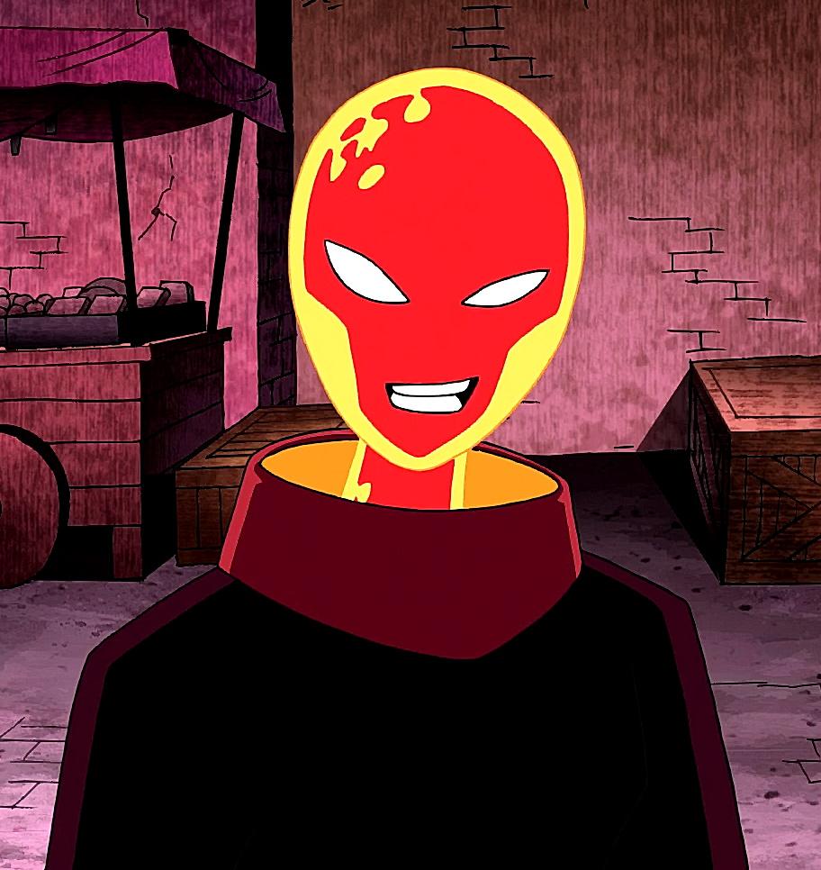 Hot Spot Earth Teen Titans 40