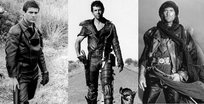 Mad Max Stages
