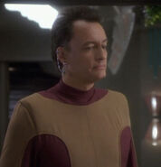 Q, Bajoran waiter