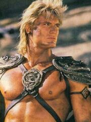 Dolph-He-Man