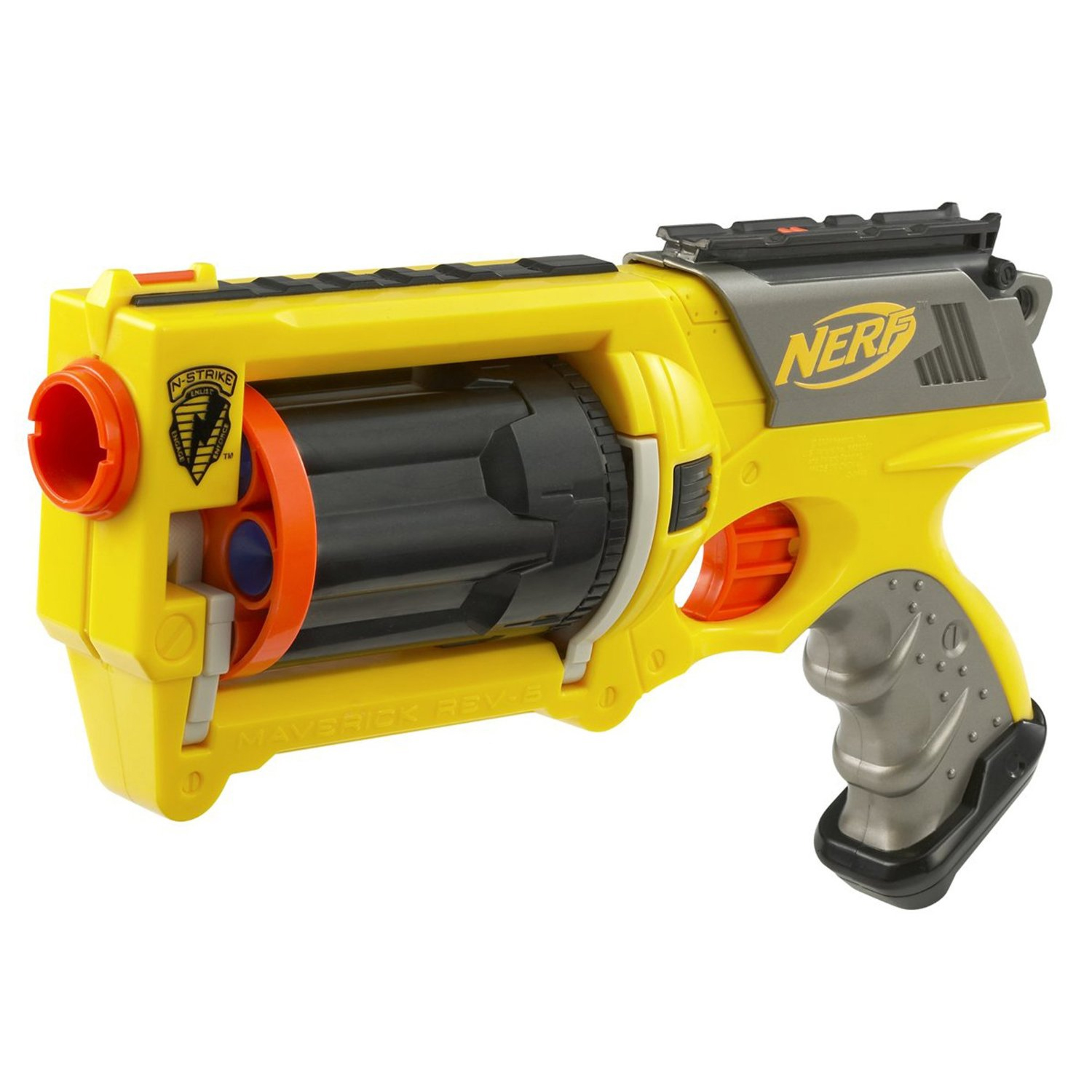 [ IMG] This is the Classic Nerf gun.