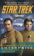 Enterprise Novel Cover