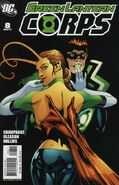 Green Lantern Corps Vol 2 8