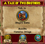 A Tale of Two Brothers
