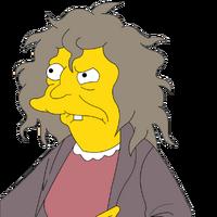 Los Simpsons ''La Loca De Los Gatos''