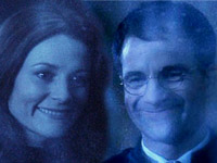 Lily and James Potter