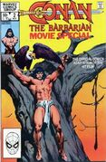 Conan the Barbarian Movie Special Vol 1 2