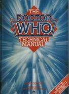 Doctor Who Technical Manual HB