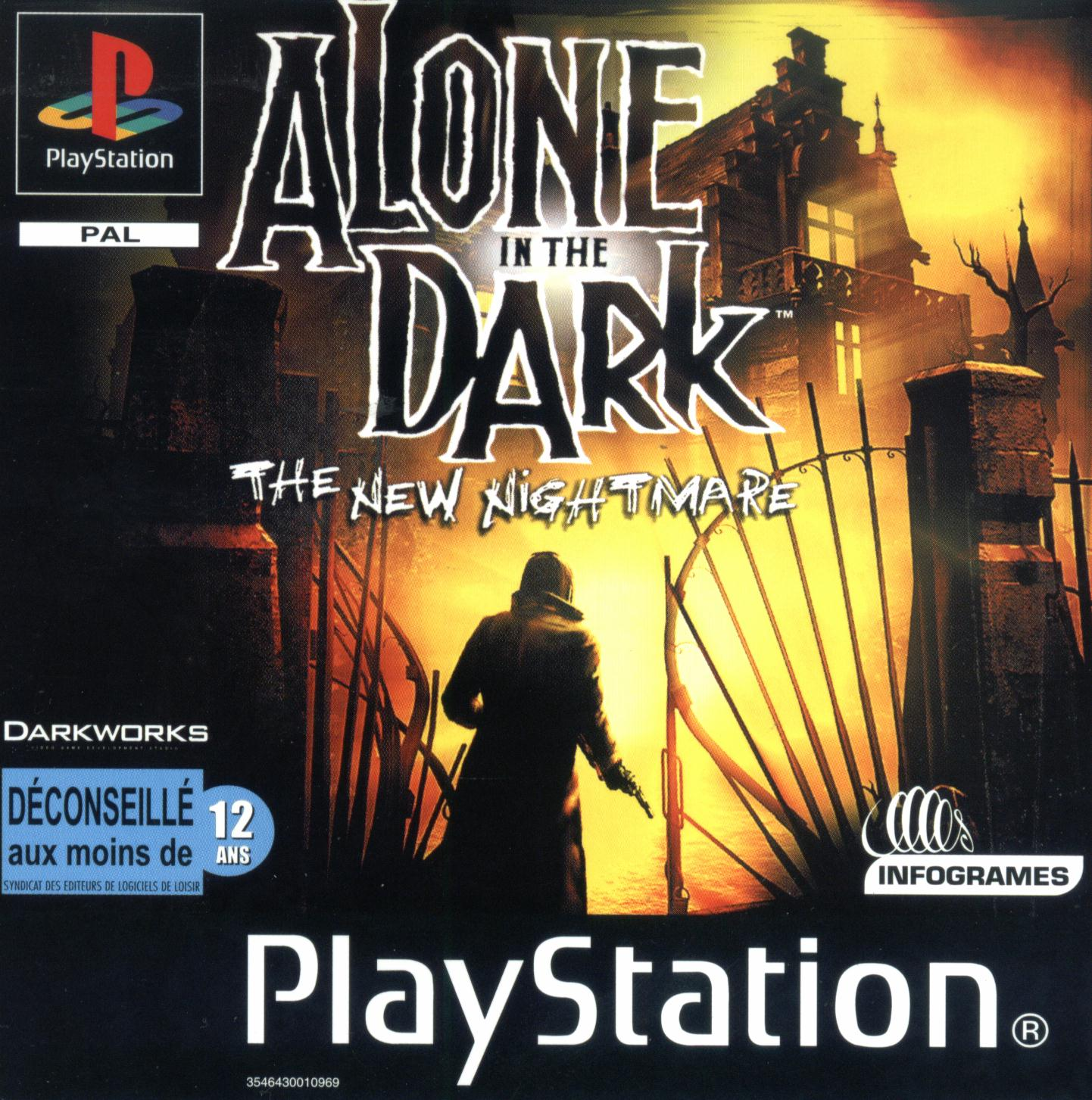 Alone In The Dark The New Nightmare Pal