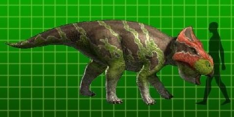 Udanoceratops - Dinosaur King  Udanoceratops -...