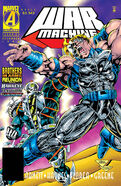 War Machine Vol 1 21