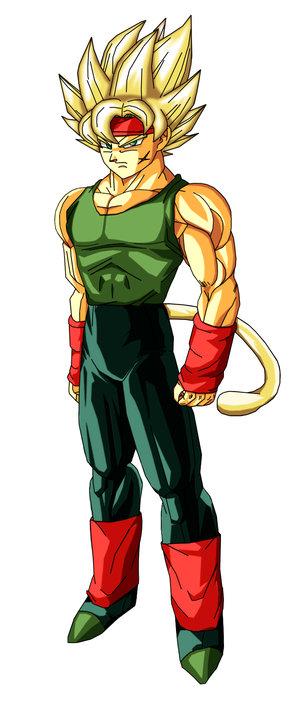 Super Saiyan Af. bardock super saiyan.