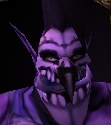 Dark Troll High Priest face