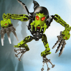 [MOC] Projet collaboratif : Personnages jamais sortis en figurine - Page 8 250px-Vican