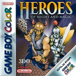 Heroes of Might and Magic (Game Boy Color) Coverart
