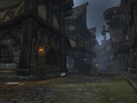 Cataclysm Gilneas - City Streets