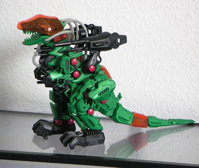 Zoids T RexZoids T Rex