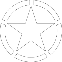Fo3 US Army Star