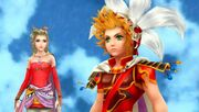 OK and Tina dissidia