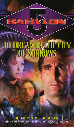 To Dream in the City of Sorrows book cover