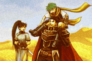 Hector, Lyn, Nils