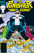 Punisher War Zone Vol 1 3