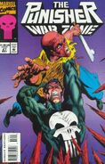 Punisher War Zone Vol 1 27