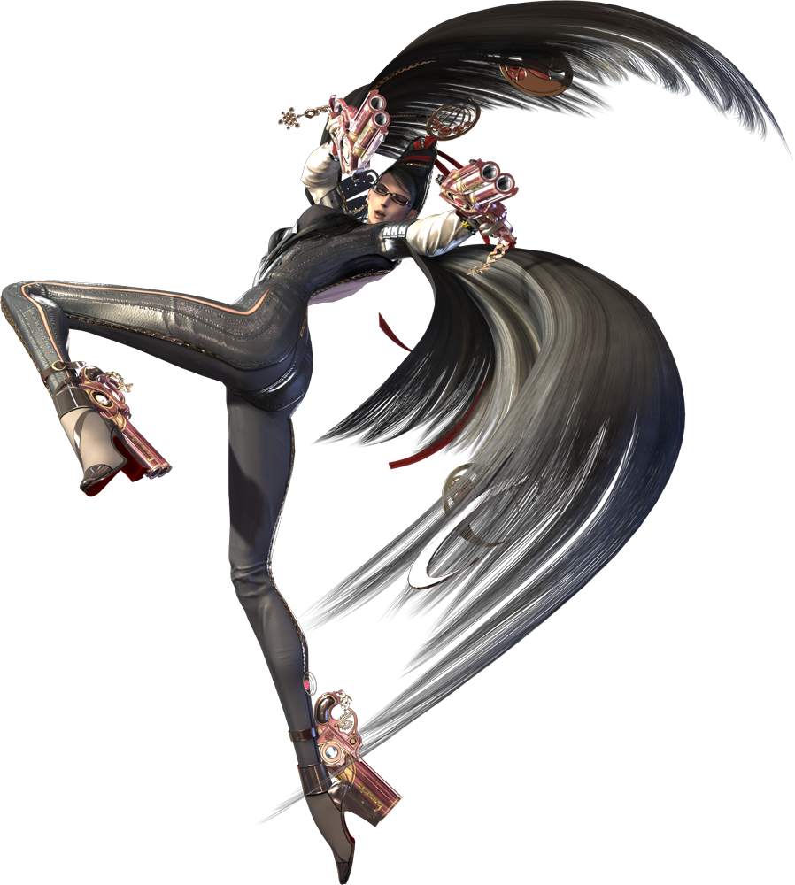 Bayonetta HD & Widescreen Wallpaper 0.505151159750769