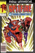 Spitfire and the Troubleshooters Vol 1 1
