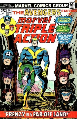 Marvel Triple Action Vol 1 24