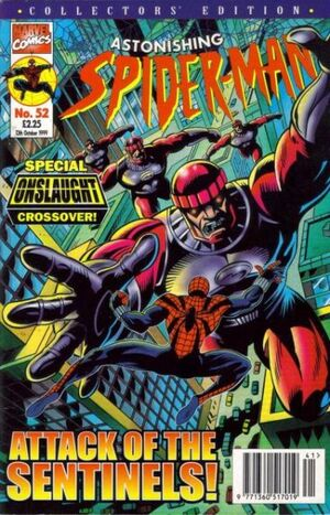 Astonishing Spider-Man Vol 1 52