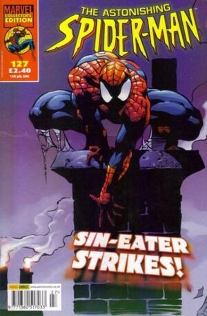 Astonishing Spider-Man Vol 1 127