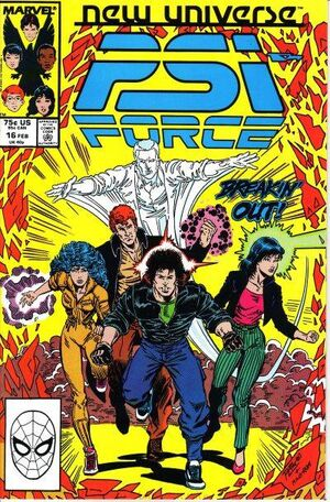 Psi-Force Vol 1 16