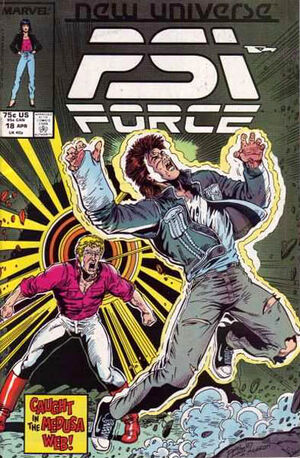 Psi-Force Vol 1 18
