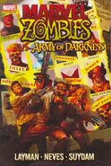Marvel Zombies Army of Darkness Vol 1 1