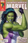 Mighty World of Marvel Vol 3 52