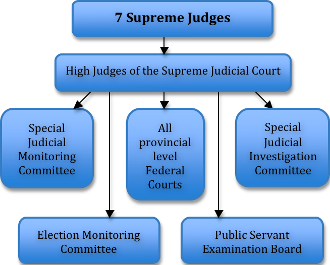 branches of law These branches are coequal these injunctions block the government from carrying out a law — not just in one district or to one person, but anywhere in america.