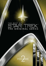 The Best of Star Trek The Original Series Volume 2 cover